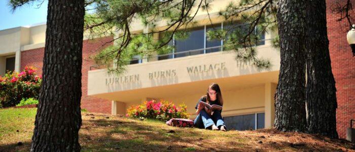 Troy University Library